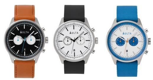 Aulta waterproof watches