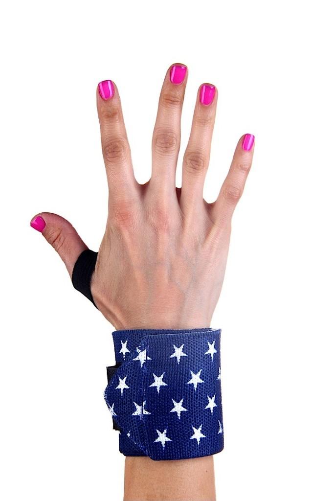 G-Loves Wonder Woman wrist wrap