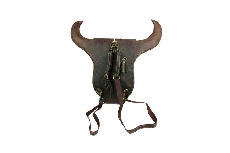 Bullhead backpack - back