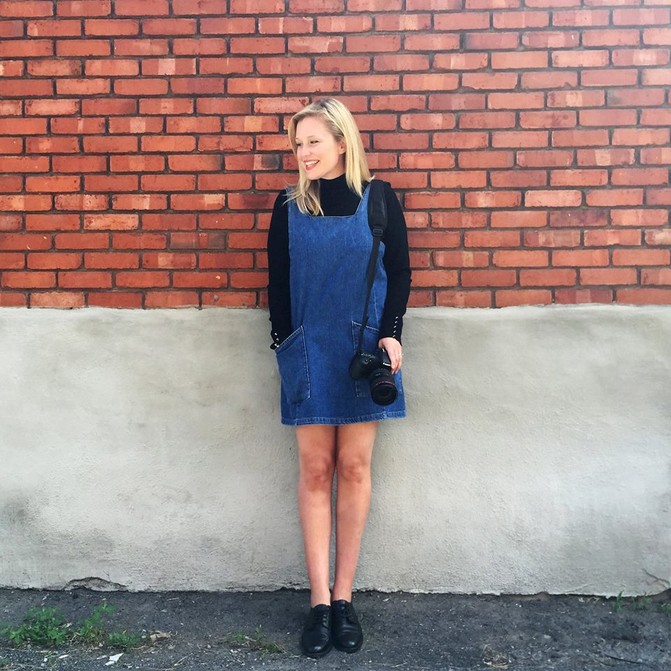 Katie Hession of YOW City Style