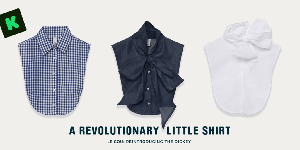 Le Cou Dickeys variety of collars