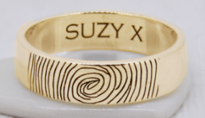 Why Fingerprint Rings are the Ideal Christmas Gift – Gift Series