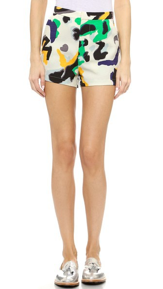 Renamed Apparel highwater shorts
