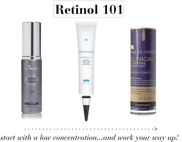 Retinol 101