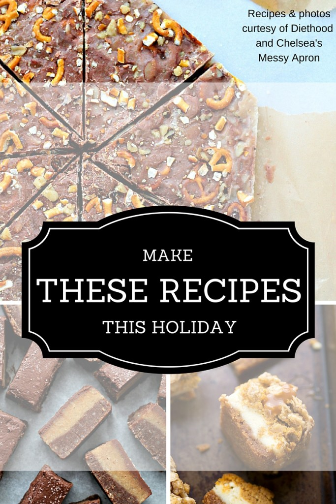 Make these recipes this holiday