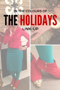 Holiday fashion link-up