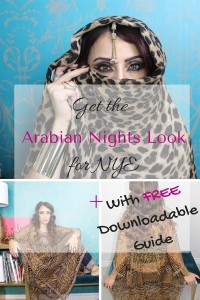 Get the Arabian Nights Look With NYE Gold Jewellery + FREE Downloadable Guide