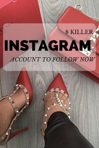 8 Killer Instagram Accounts to Follow Now