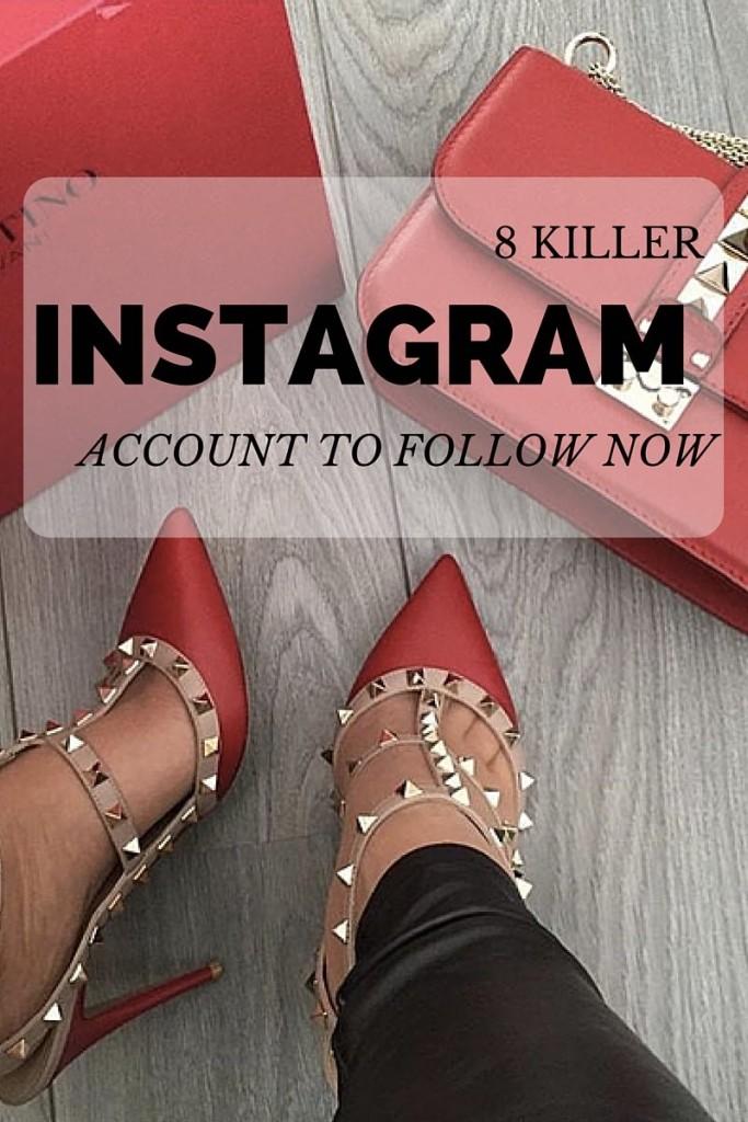Killer Instagram Accounts to Follow