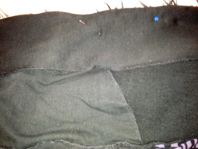 Pinned vest