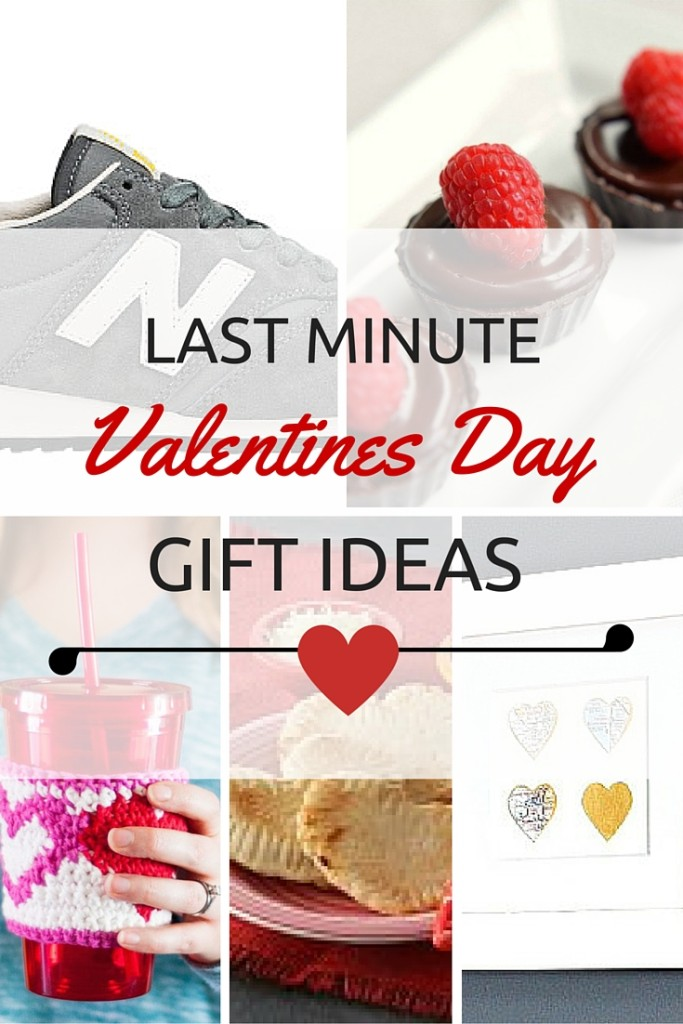 Last minute Valentines Day gift ideas