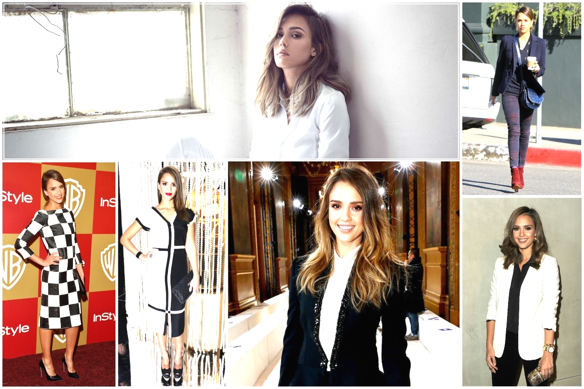 Copy Jessica Alba 39 S Style In Fashion At Home The Wardrobe Stylist