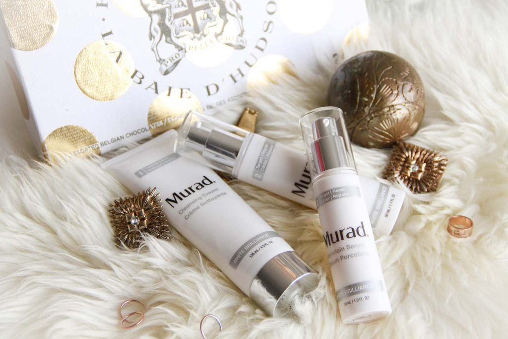 Murad White Brilliance products