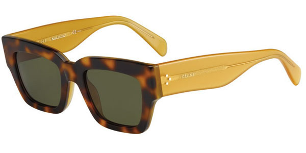 Celine bi-colour sunglasses
