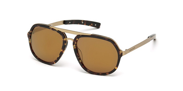 DSquared2 Geometrical shaped Aviators