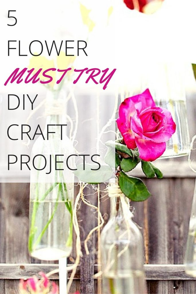 5 DIY Craft Projects