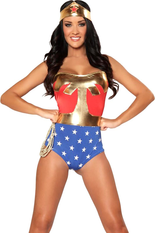 Wonderwoman lingerie costume