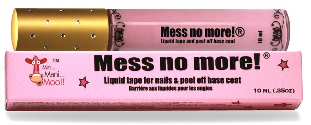 Mess No More liquid nail tape