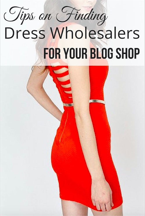 Tips on Finding Wholesale Dresses Suppliers