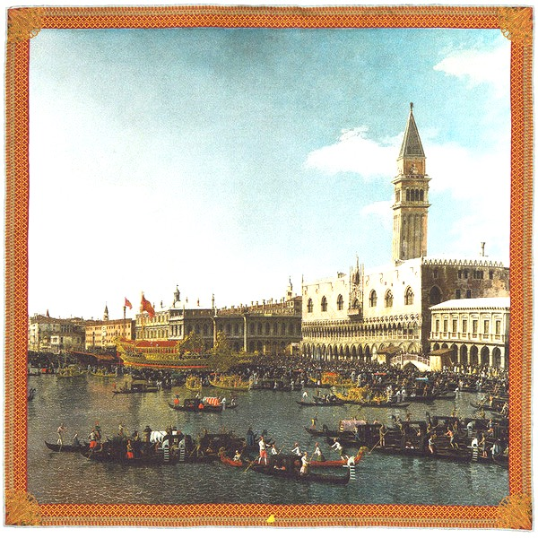 Canaletto Basin San Marco