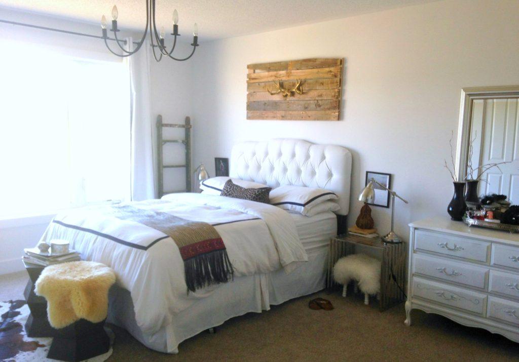 My bedroom décor - home decor tips