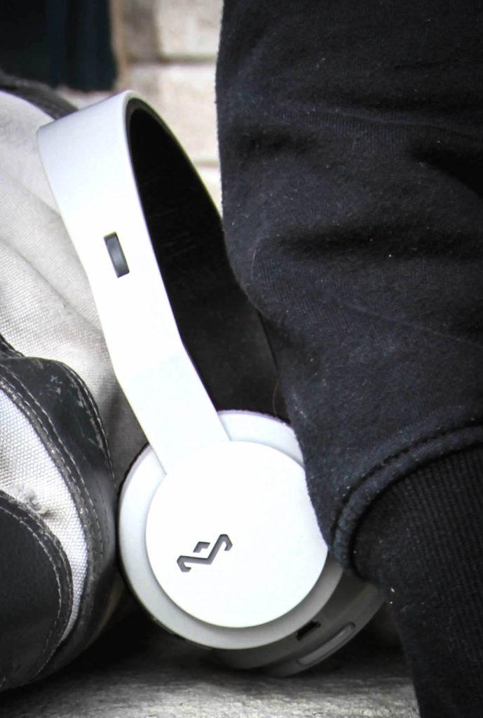 House of Marley Rebel headphones