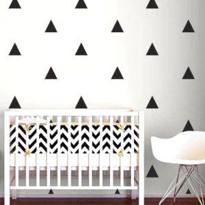 Nursery Wall Decor to Customize Baby's Room