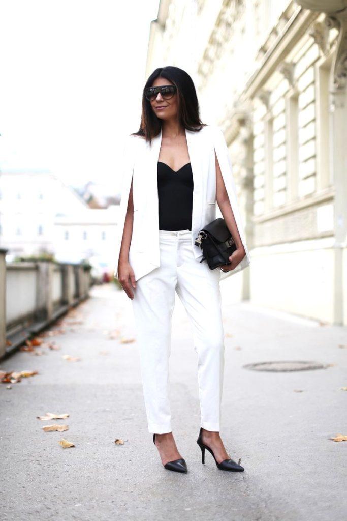 fashion-ladscape-white-slip-cape-blazer