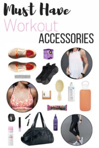 Must Have Workout Accessories to Get This Boxing Day