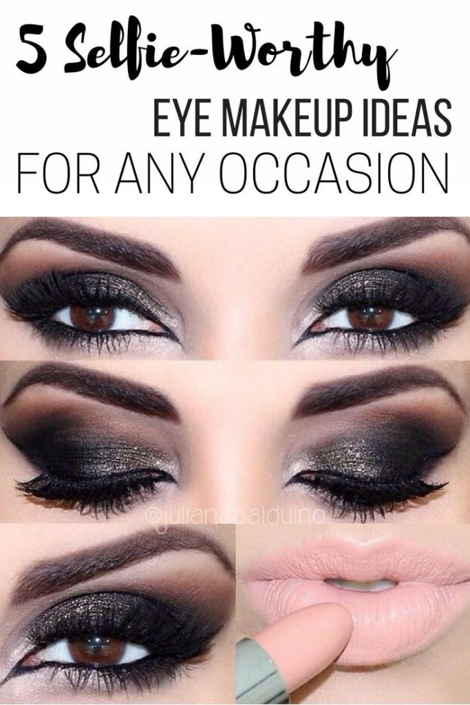 5 Selfie-Worthy Eye Makeup Ideas For Any Occasion, makeup products