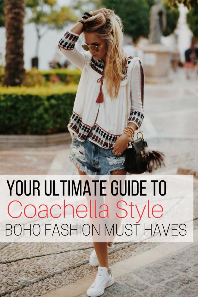Boho fashion, Coachella style, Coachella fashion, Coachella outfits