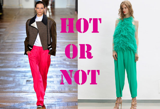 Fashion trends_hot or not