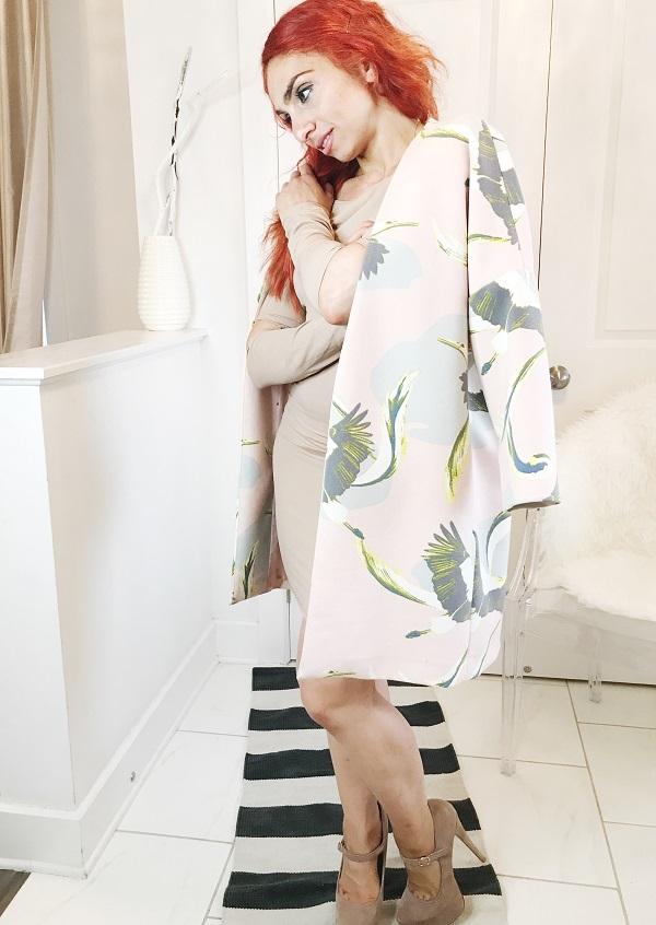 Skin colour dress, off the shoulder dress, bodycon dress, summer outfits, summer dress