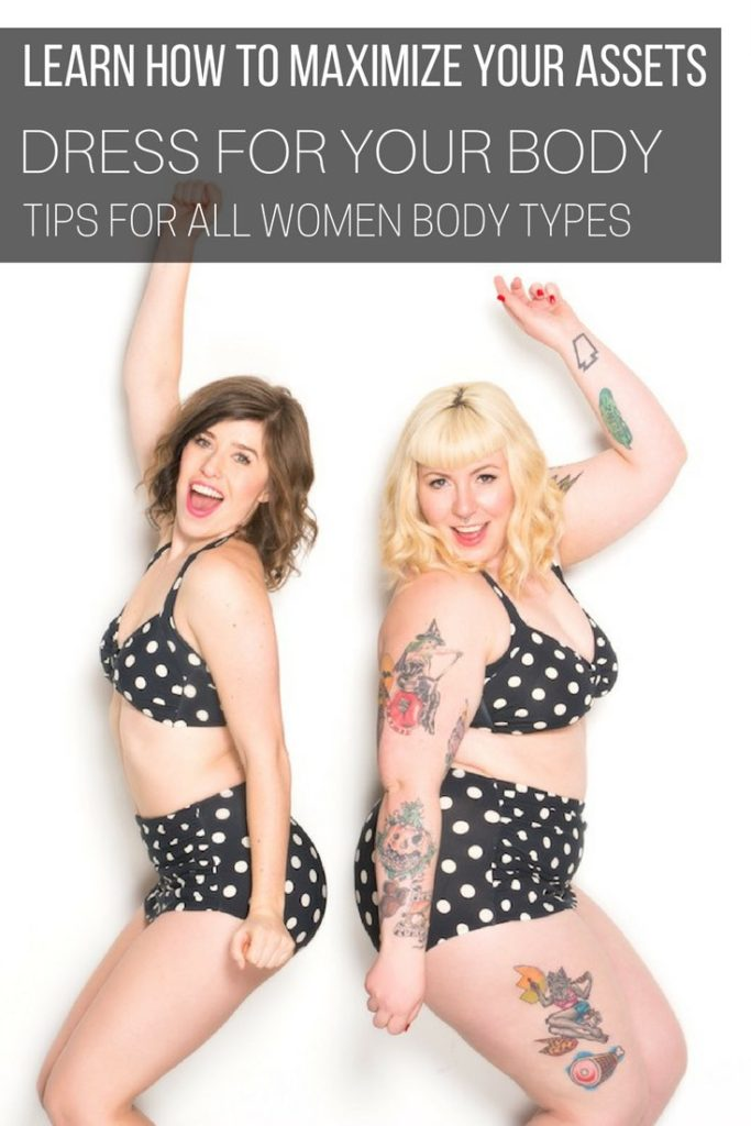 find your body type and how to dress it