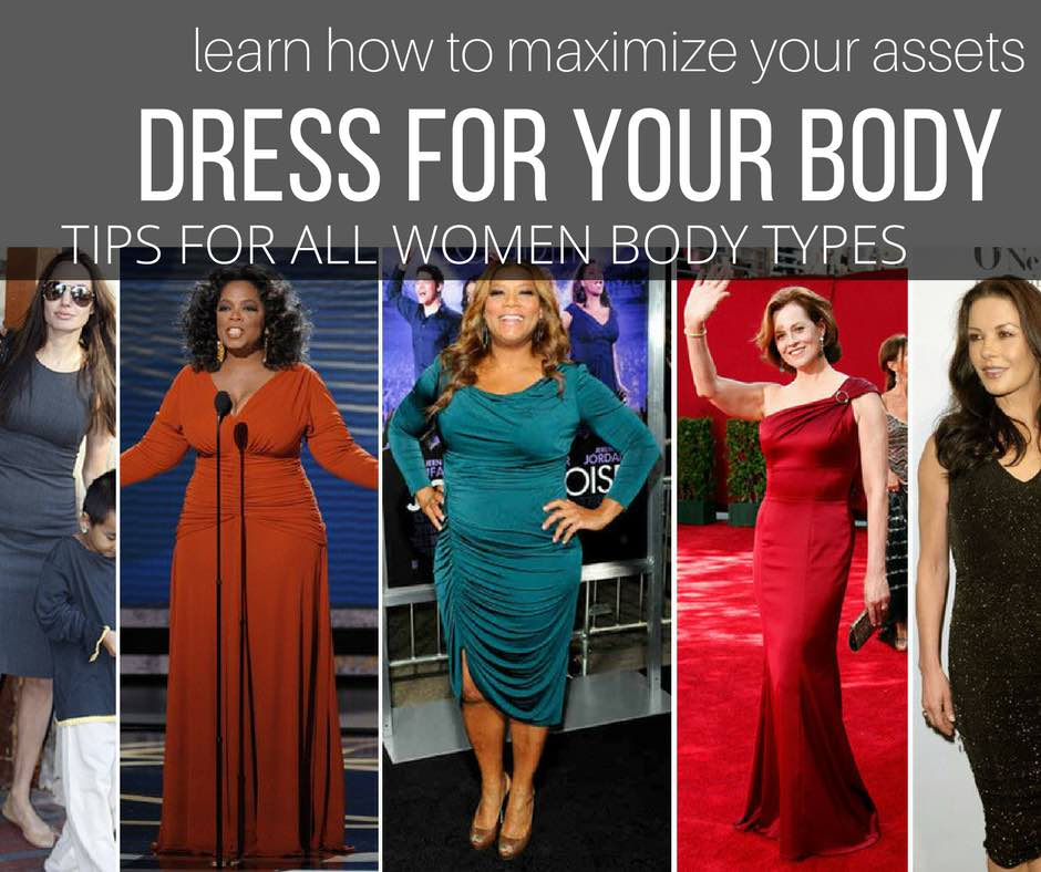 Women Body Types How To Dress For Your Shape The Wardrobe Stylist