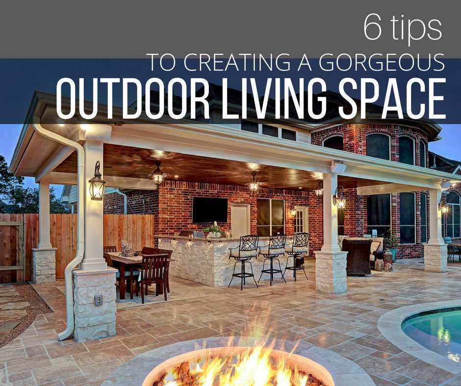 Outdoor Living Space, Home Decor Tips And Tricks, Home Decor Ideas, Outdoor  Entertainment_fb