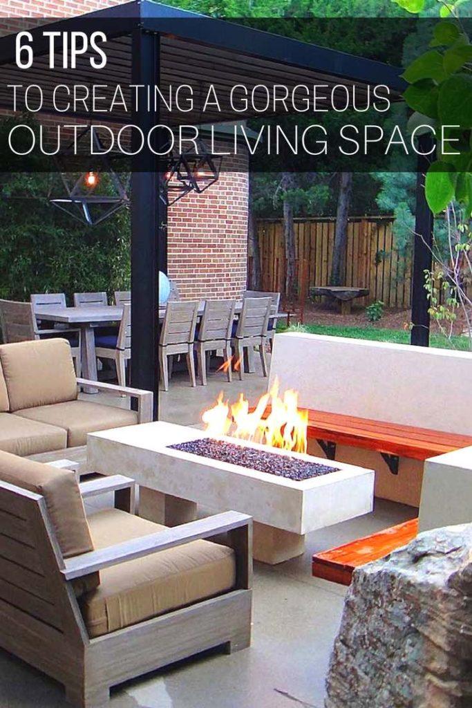 Outdoor living space, Home decor tips and tricks, Home decor ideas, Outdoor entertainment_pin