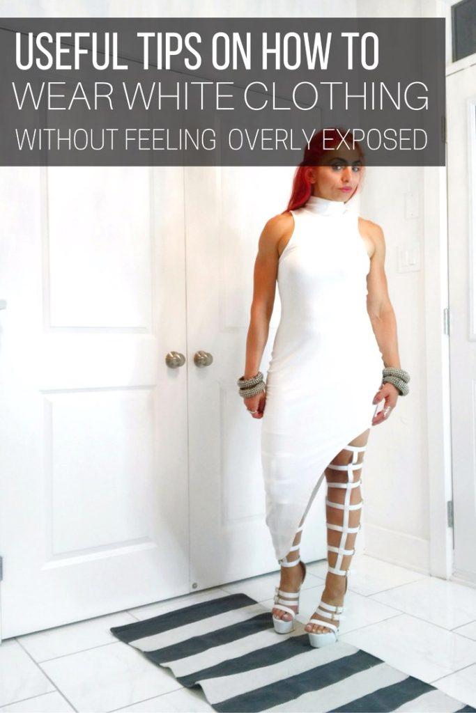 White clothing, White outfit ideas, white party outfit, Edgy fashion style, Classy fashion style, Women's fashion style, Fashion outfits, Fashion style tips_pin