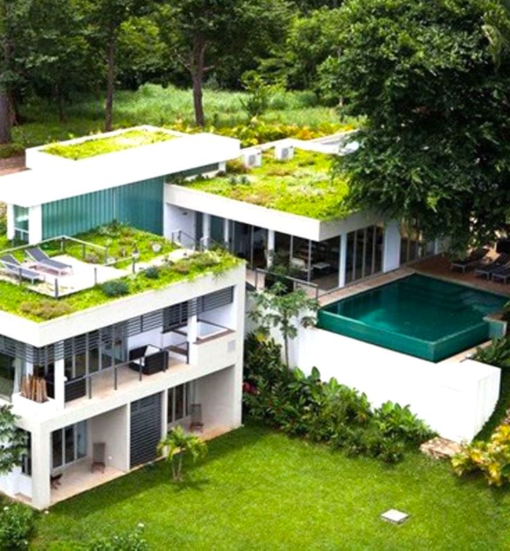 Keep it sustainable 5 tips to create an eco friendly for Green ideas for houses