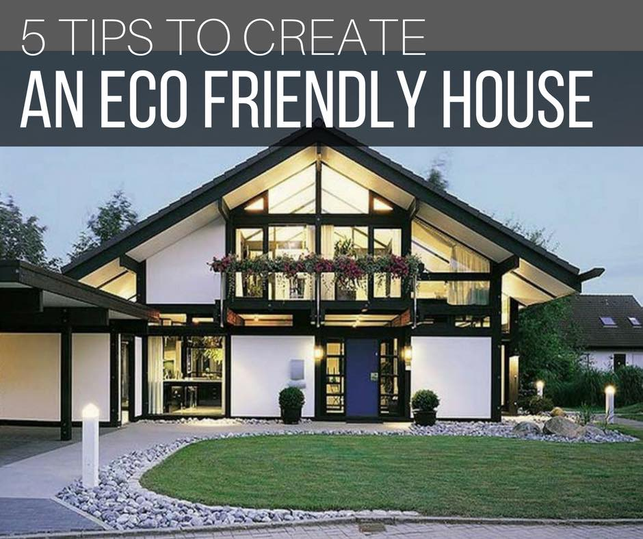 Keep it sustainable 5 tips to create an eco friendly for Eco friendly home products