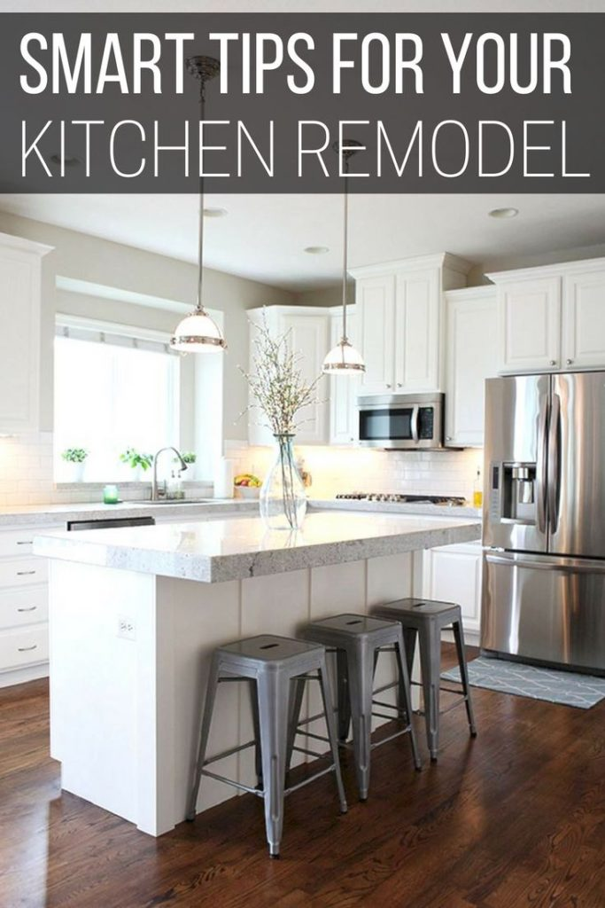 Smart Tips For Your Kitchen Remodel To Consider The Wardrobe Stylist - Kitchen remodelling tips