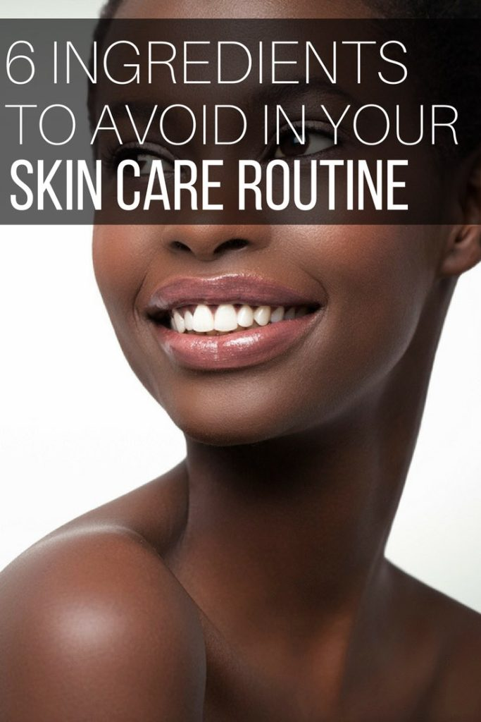 6 ingredients to avoid in your skin care routine the wardrobe stylist skin care routine donts solutioingenieria Choice Image