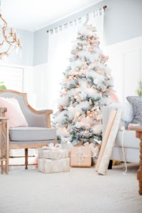 Indoor Christmas Decorations Checklist