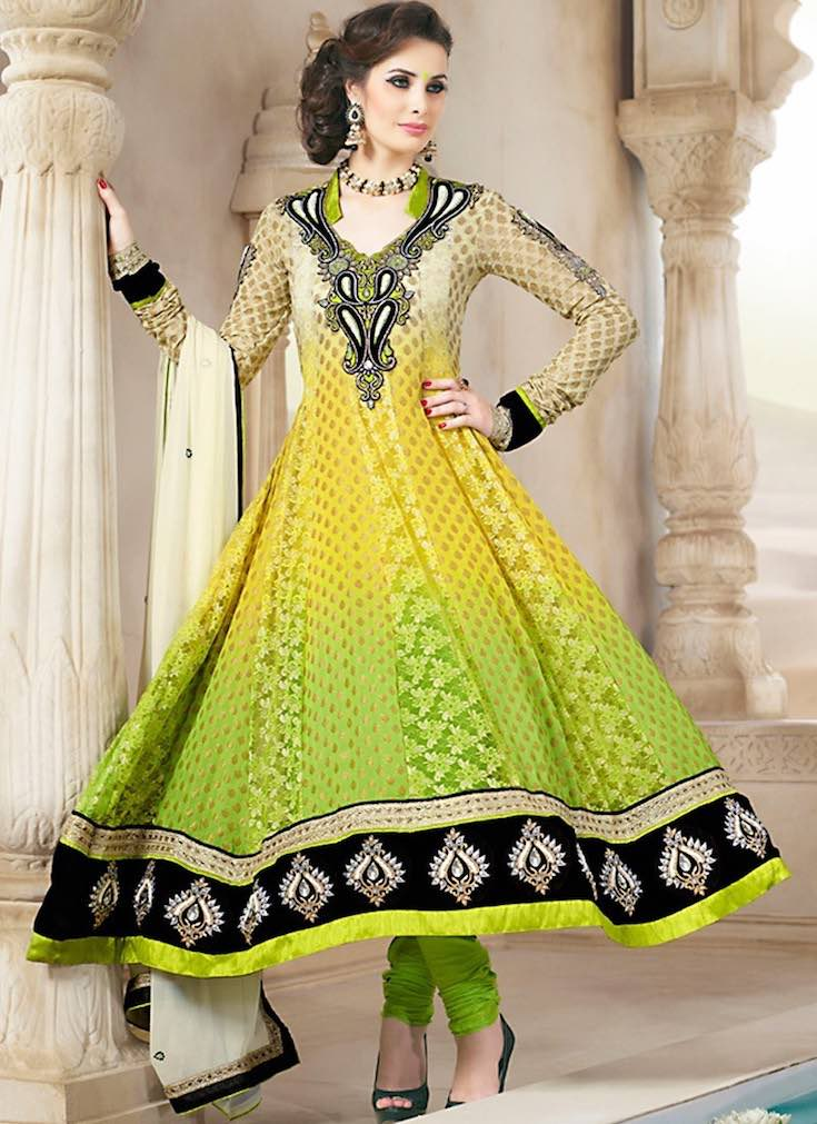 Lime yellow anarkali, Anarkali suits, Simple anarkali, Bridal anarkali, Bridesmaid anarkali, Anarkali dress, Lehenga anarkali, Wedding anarkali, Jacket anarkali