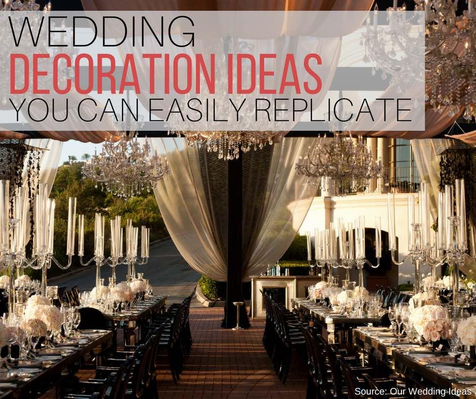 Wedding decoration ideas wedding decorations on a budget for Wedding decorations on a budget