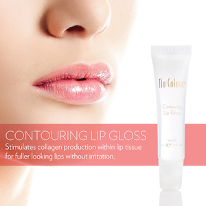 NuColour contouring and plumping lip gloss
