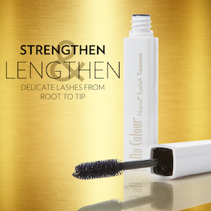 Nutriol to strengthen & lengthen lashes