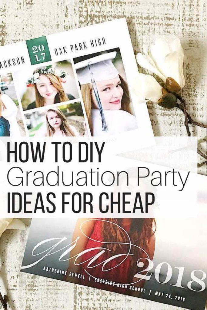 Your Ultimate DIY Graduation Party Ideas