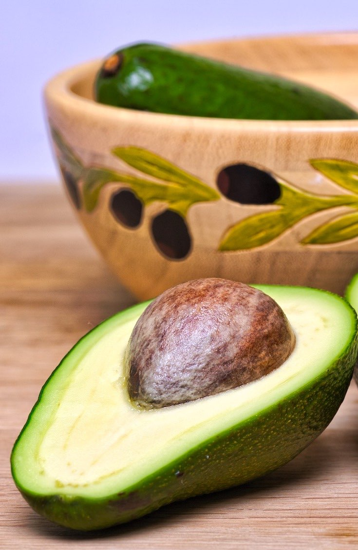 Avocado, superfood to reverse aging