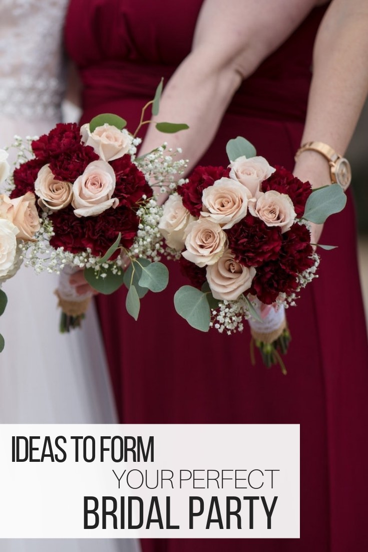 The Ultimate Way to Form Your Bridal Party_Pin